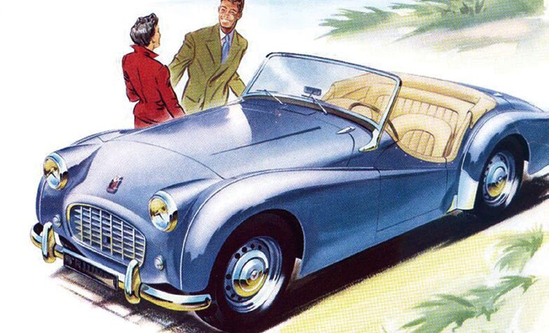 download TRIUMPH TR2 TR3 TR3A TR4 workshop manual