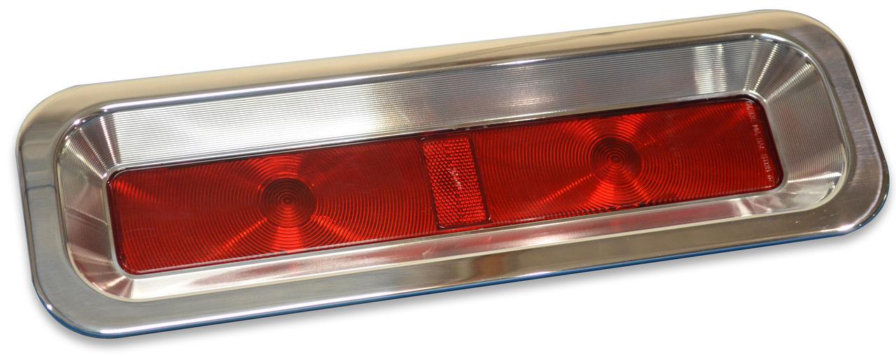 download Tail Light Bezel Polished Aluminum workshop manual