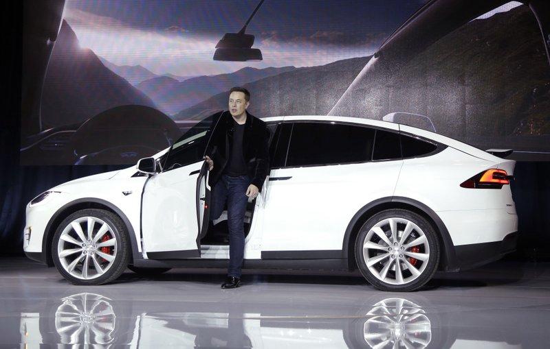 download TeslaS workshop manual