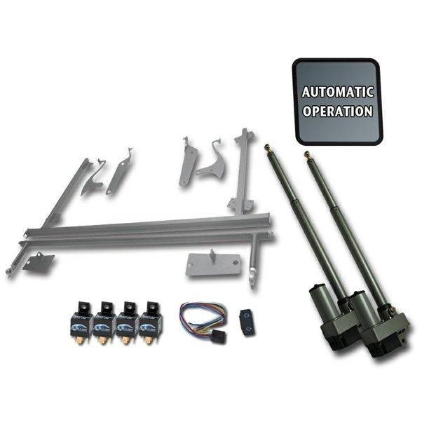 download Tilt Hood Kit Automatic Universal workshop manual
