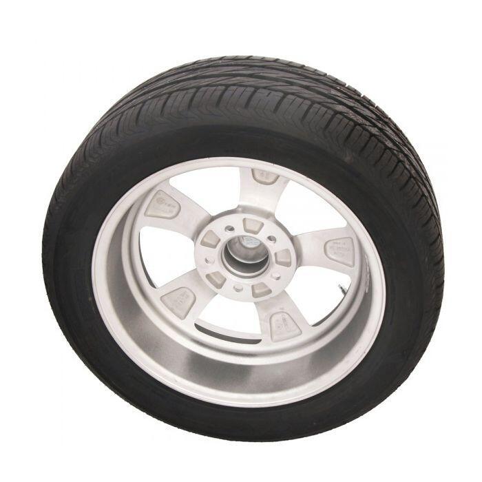 download Torq Thrust II Polished 15X7 Wheels OHTSU Tires Mounted Balanced Package Ford workshop manual