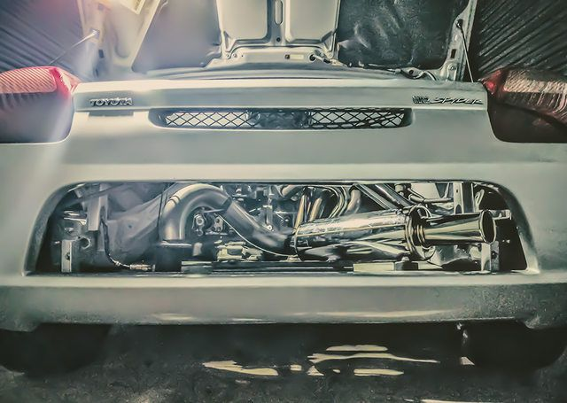 download Toyota MR2 Spyder workshop manual
