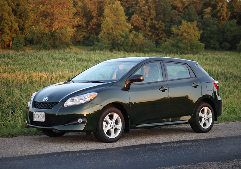 download Toyota Matrix workshop manual