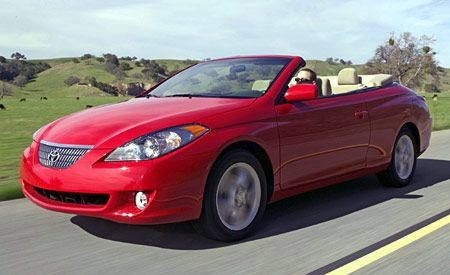 download Toyota Solara workshop manual