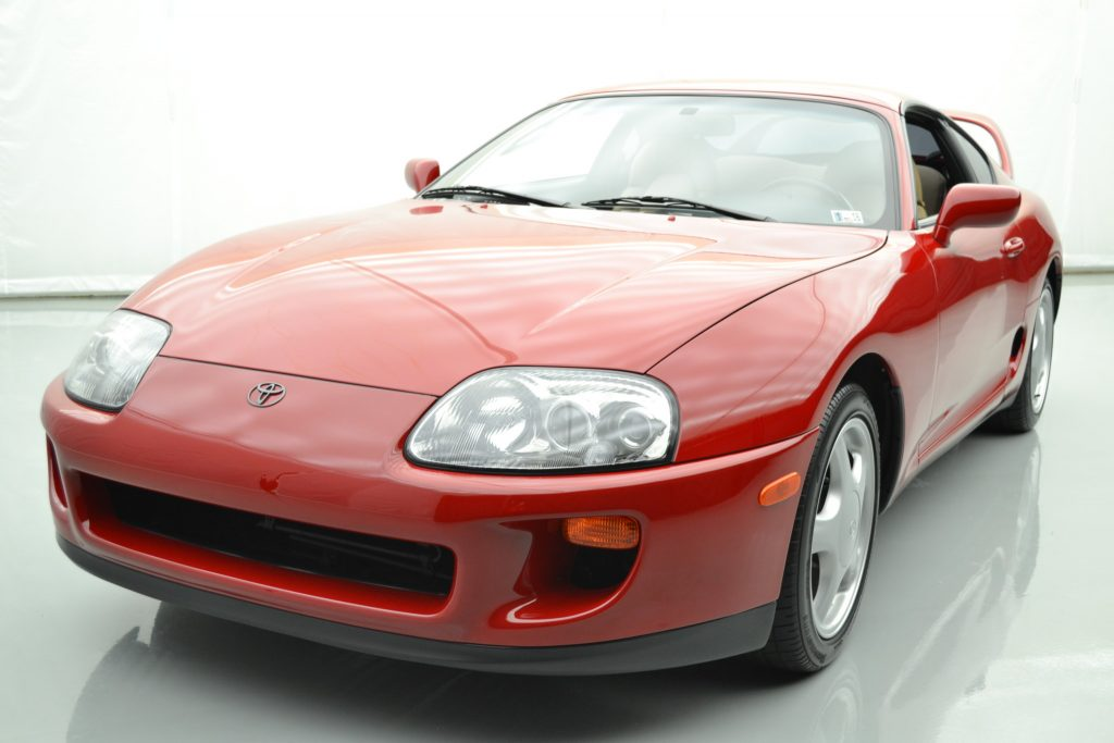 download Toyota Supra workshop manual