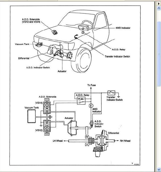download Toyota T100 workshop manual