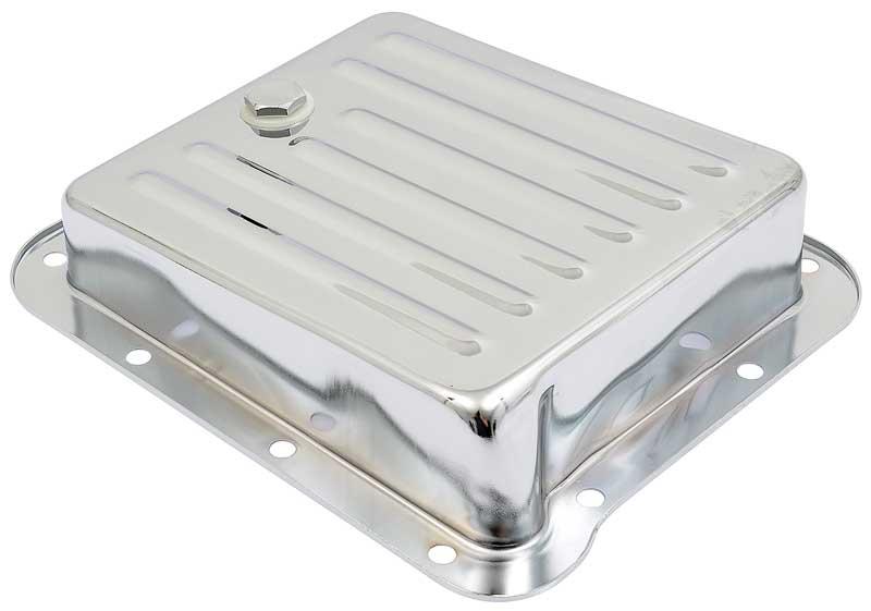 download Transmission Pan C6 Automatic Transmission Chrome Finned Design workshop manual
