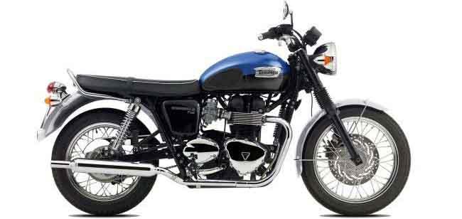 download Triumph Bonneville T100 Motorcycle able workshop manual
