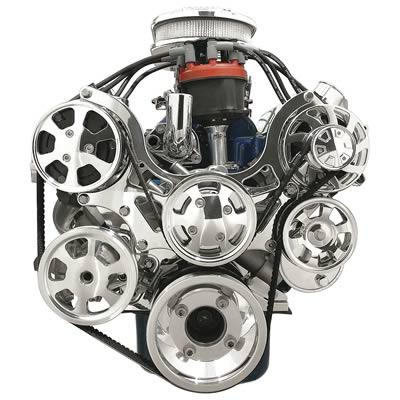download Tru Trac Serpentine System with Polished Finish 429 460 V8 without Power Steering A C workshop manual