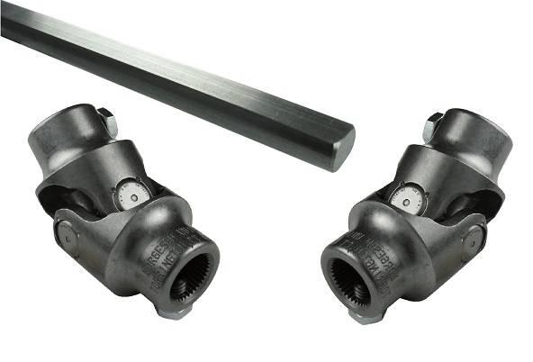 download U Joint Steering Gearbox Steel Borgeson Ford workshop manual