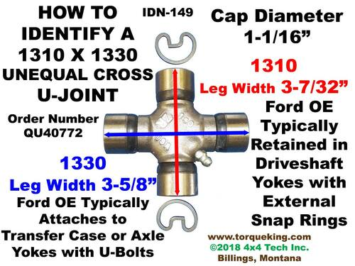 download Universal Joint Driveshaft 3 1 4 x 3 1 4 With Outside Snap Rings workshop manual