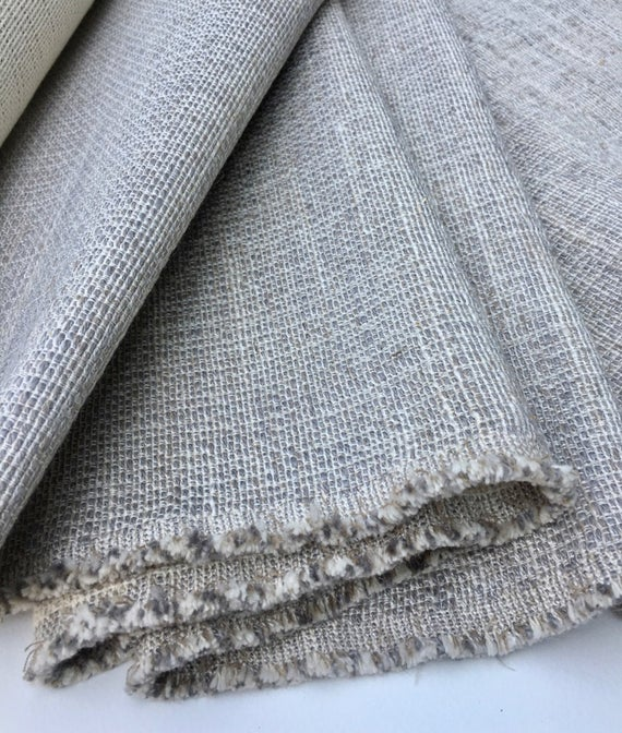 download Upholstery Fabric Gray With White Stripe Wool 60 Wide Material Available By The Yard workshop manual