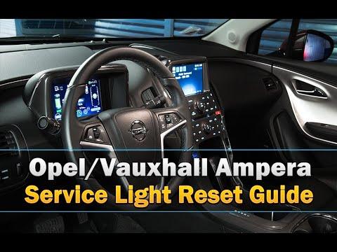 download VAUXHALL AMPERA workshop manual