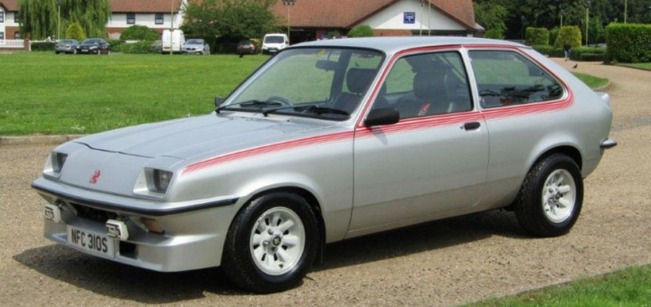 download VAUXHALL OPEL Chevette USER in workshop manual