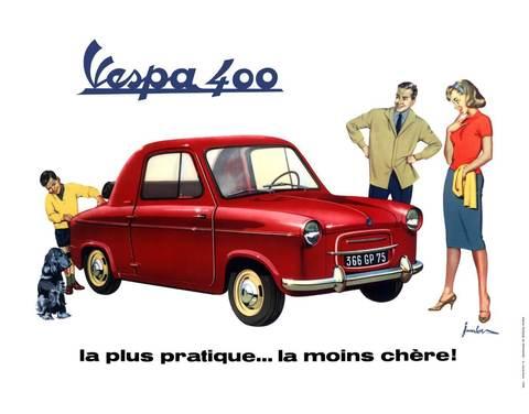 download VESPA 400 LE SEULTECHNIQUE ET PRATIQUE workshop manual