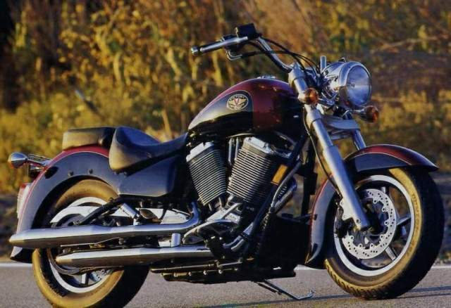download VICTORY Motorcycle Classic CRUISER able workshop manual