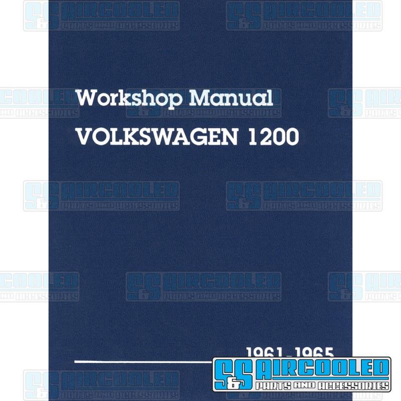 download VOLKSWAGEN VW BEETLE 1200 TYPE 11 14 15 workshop manual