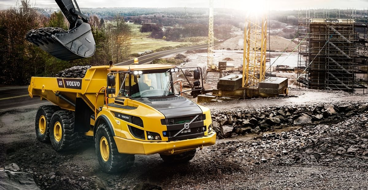 download VOLVO A25D Articulated HAULER able workshop manual