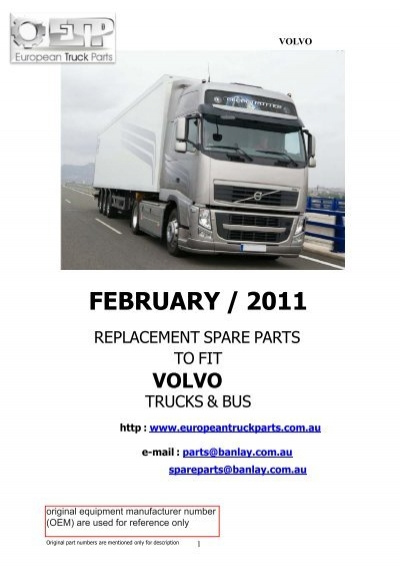 download VOLVO F611 Lorry Bus workshop manual
