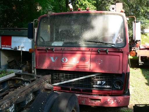 download VOLVO F614 Lorry Bus workshop manual