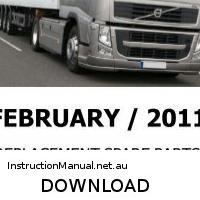 download VOLVO F7USA Lorry Bus workshop manual
