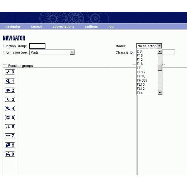 download VOLVO FH565 Lorry Bus workshop manual