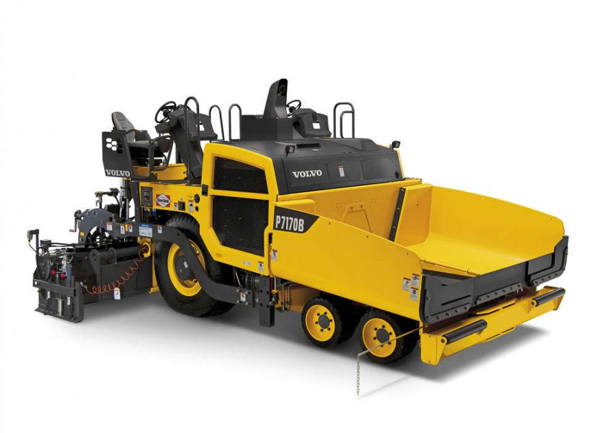download VOLVO Ultimat 200 SCREED able workshop manual
