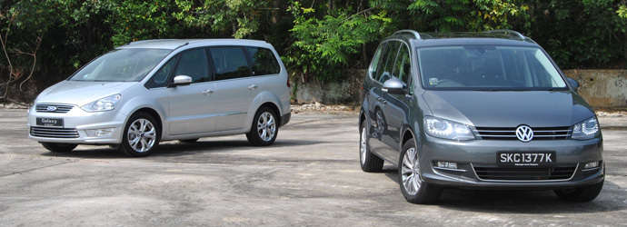 download VW SHARAN FORD GALAXY workshop manual