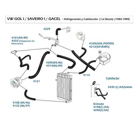 download VW Voyage workshop manual