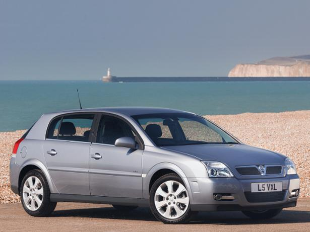 download Vauxhall Signum workshop manual