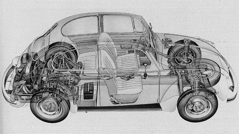 download Volkswagen Beetle workshop manual