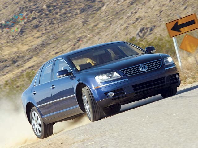 download Volkswagen Phaeton workshop manual