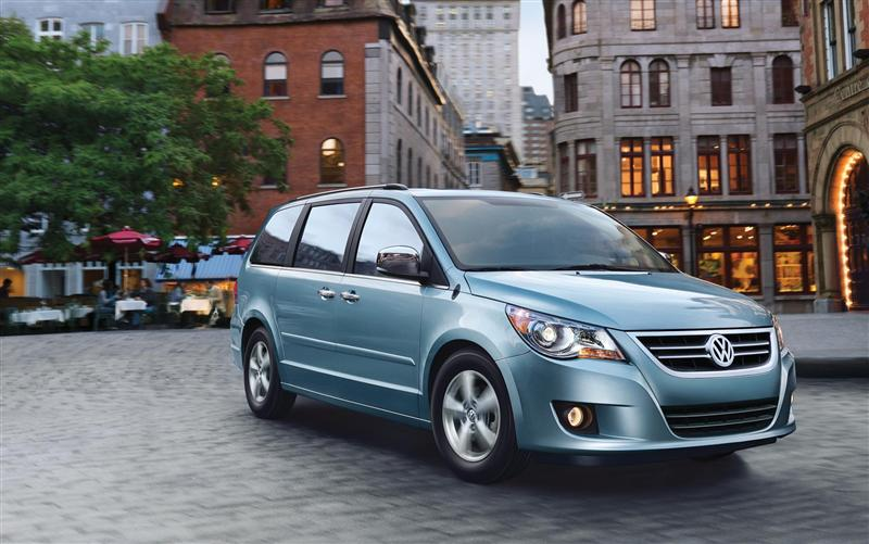 download Volkswagen Routan to workshop manual