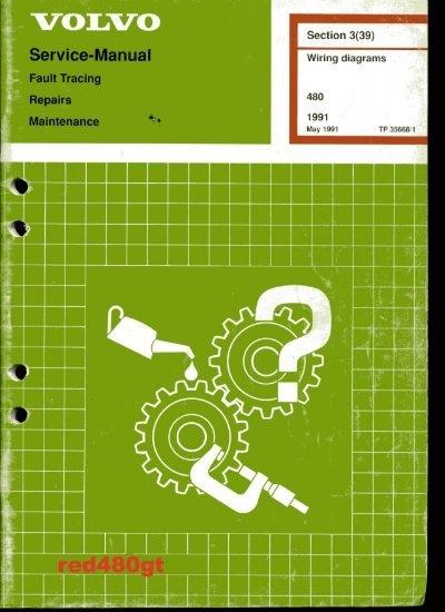 download Volvo 480 workshop manual
