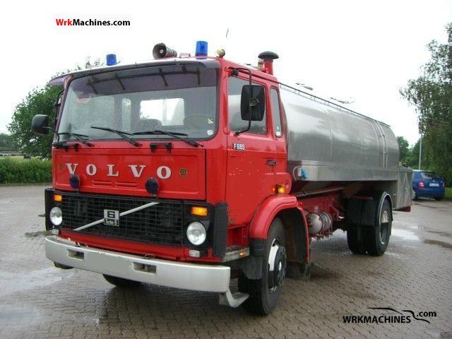 download Volvo F 616Truck workshop manual