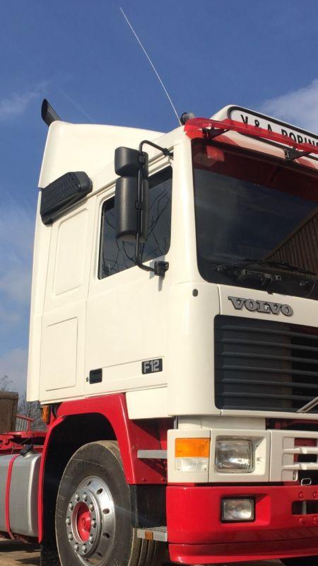 Download Volvo F10 F12 F16 Lhd Truck Wiring Diagram Service Manual Download