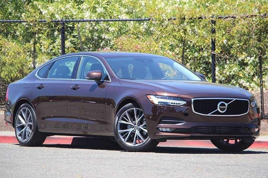 download Volvo S90 workshop manual