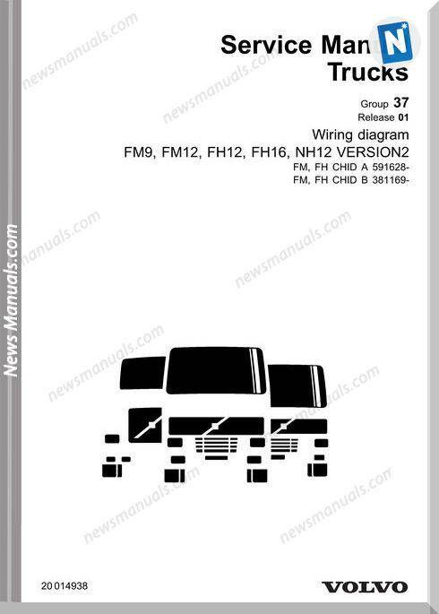 download Volvo Trucks VN VHD workshop manual