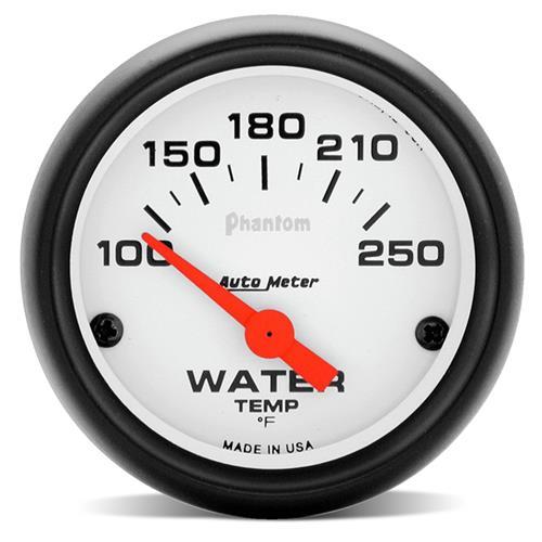 download Water Temperature Gauge Phantom AutoMeter workshop manual