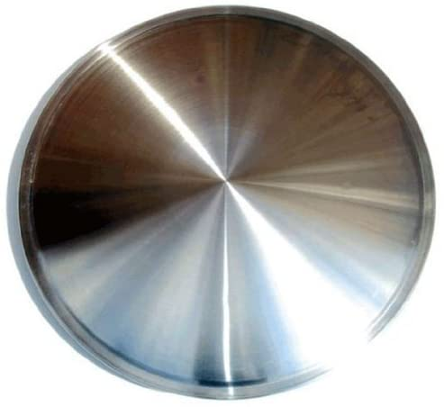 download Wheel CoverOf Two Moon Style Brushed AluminumLook Stainless 16 Steel Wheels workshop manual