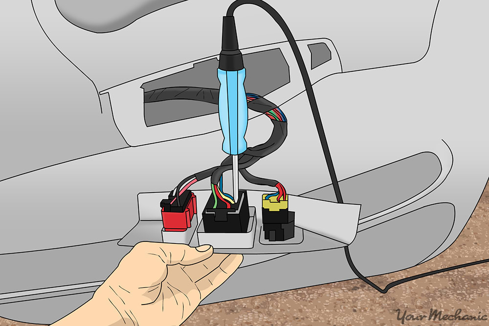 download Window Crank Switch workshop manual