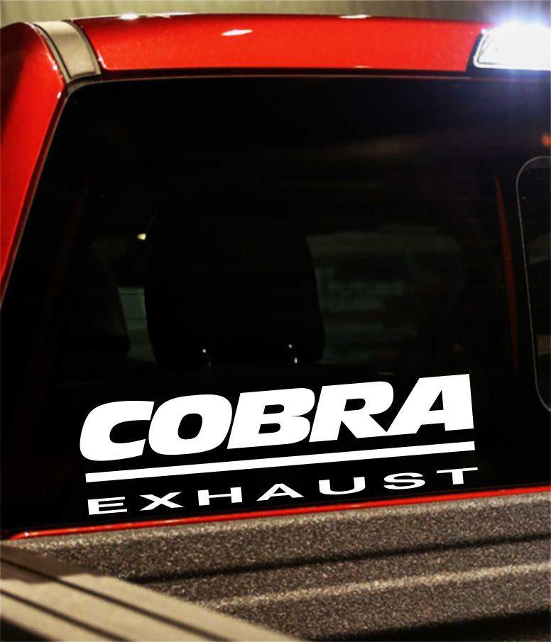 download Window Decal Cobra workshop manual