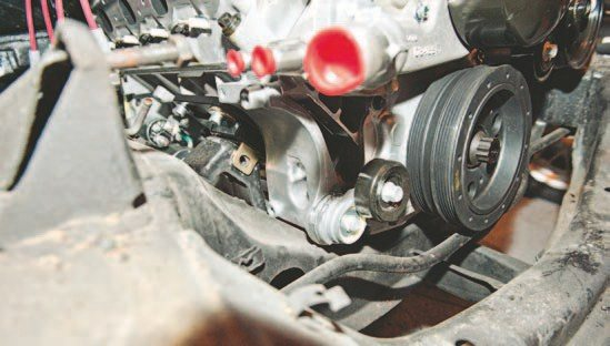 download Without Air Conditioning LS Engine Conversion workshop manual