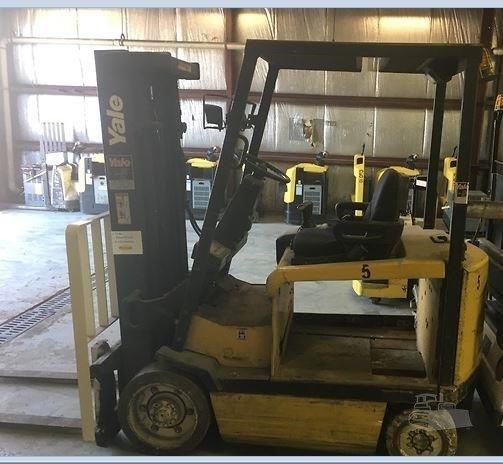 download Yale NR 045 BC Electric Forklift Workable workshop manual