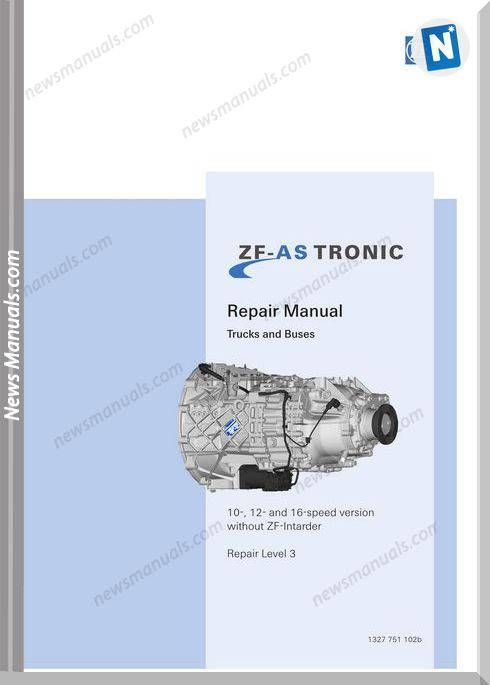 download ZF Truck Lorry Manuals workshop manual