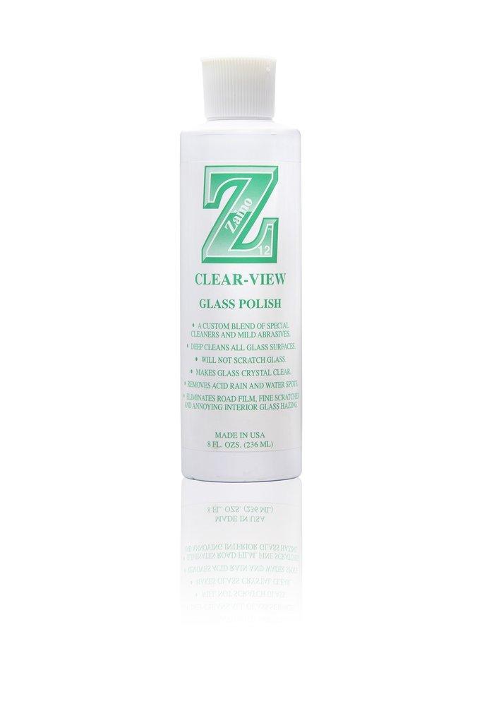 download Zaino Z 12 Clear View Glass Polish workshop manual